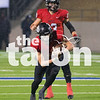 The Eagles Football team plays in the State Quater Finals against the LaVega Pirates at the Midlothian ISD Stadium in Midlothian, Texas, on December 7, 2018. (Andrew Fritz / The Talon News)