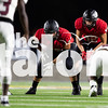 Eagles play Liberty Eylau on September 26, 2018, in Sulphur Springs, TX. (GiGi Robertson/The Talon News)
