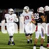 Argyle Eagles play Melissa Cardinals at Cardinal Stadium in Melissa, Texas, on October 26, 2018. (Jordyn Tarrant / The Talon News)