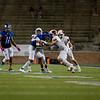 Eagles take the game vs Nolan Catholic at Allen High School Stadium on August 29, 2021. ( Nick West | The Talon News )