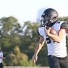 Freshman football plays Melissa (Delaney Lechowit- The Talon News)