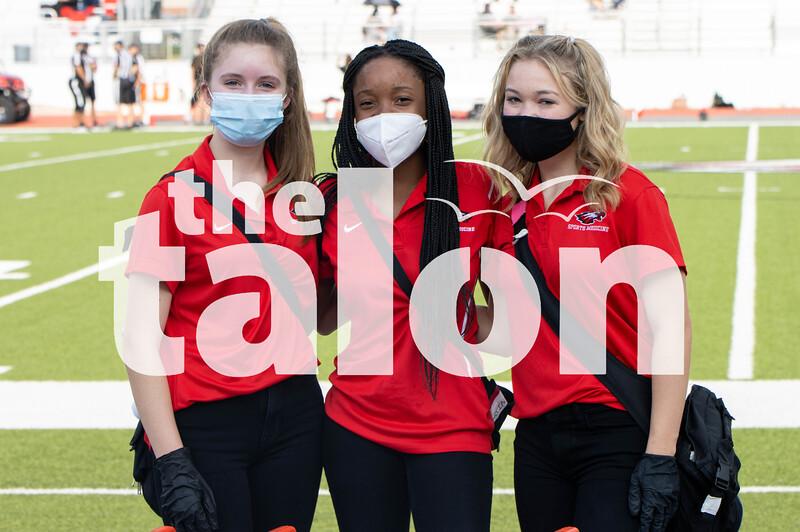 The Argyle Eagles defeat the Celina Bobcats at Celina High School on September 3, 2020. ( Sheridan Ostler | The Talon News)
