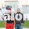 Senior Night Football  at Argyle High School in Argyle, Texas, on November 2, 2018. (Hannah Wood / The Talon News)