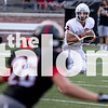 The Argyle Eagles take on the Lovejoy Leopards on September 2nd, 2017. (Quinn Calendine/The Talon News)