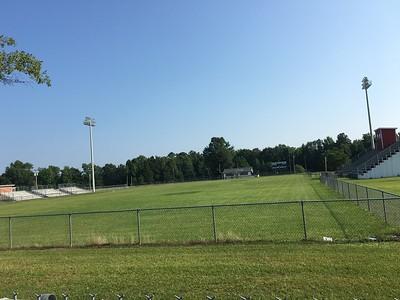 Selma Football 2016