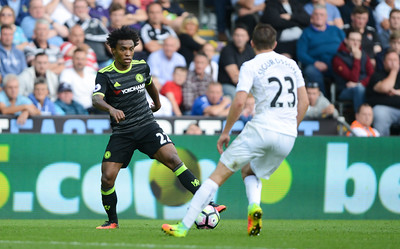 FOOTBALL: SEP 11th  Chelsea at Swansea - Premier League
