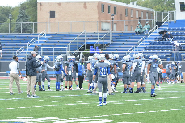 Georgetown Prep 35, O'Connell 7