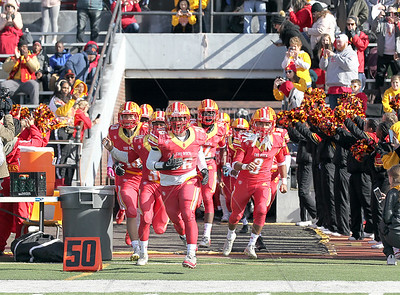 East Saint Louis @ Rock Island(IHSA 6A 2nd round)