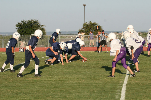 Howard 7th Grade B Team vs Alvarado