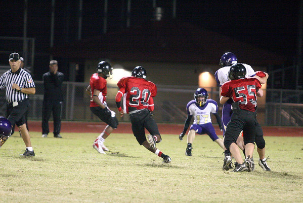 Legacy JV A vs Granbury 2008