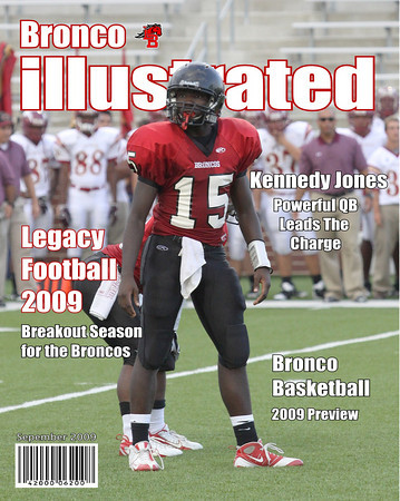 Legacy Varsity vs Keller - 2009