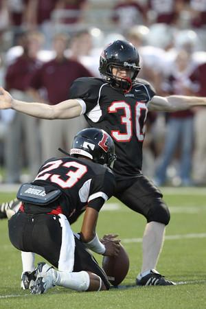 Legacy vs Plano Varsity Football - 2010