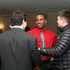 AMY SWEENEY/Staff photo. The Salem News 2016 High School Football All-Stars banquet held at Danversport Yacht club. 12/6/16