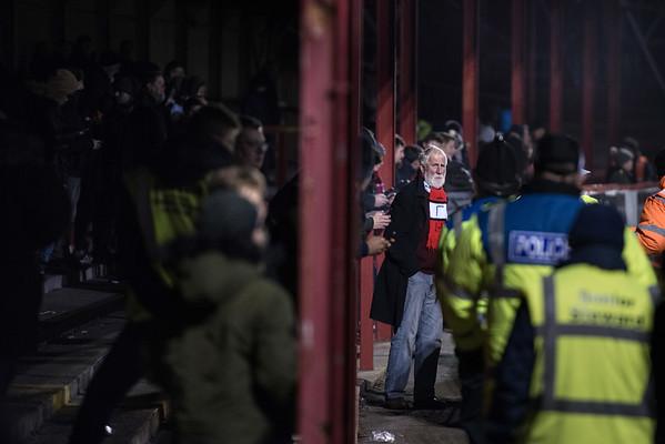 Altrincham v Macclesfield Town