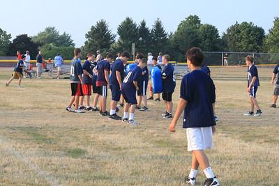 2011 JV Freshman Practices