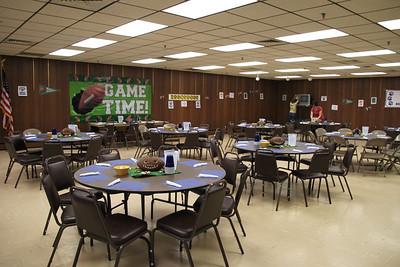 Freshman/JV Team Dinner #1 (9/14/11)
