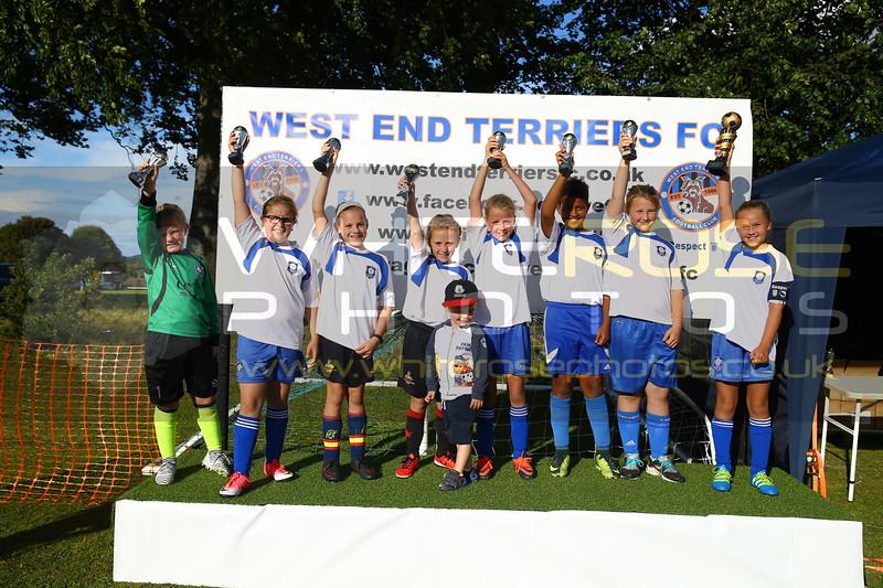 Hemsworth West End Terriers Gala 2017 - Under 11's Girls