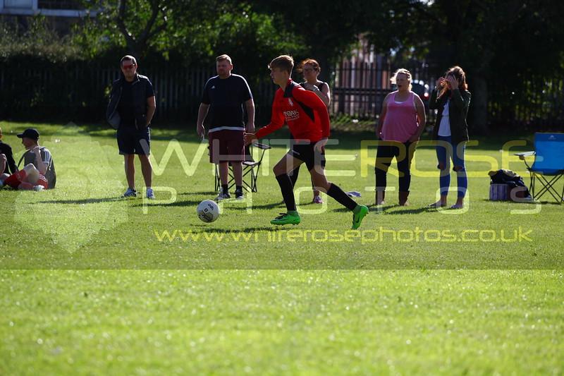 Hemsworth West End Terriers Gala 2017 - Under 15's