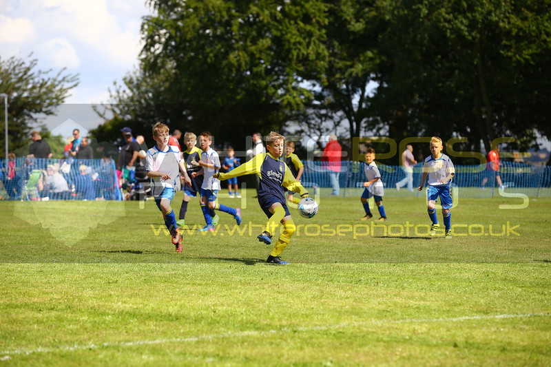 Hemsworth West End Terriers Gala 2017 - Under 11's
