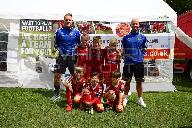 Ossett Town Gala 2017 - Team Photos