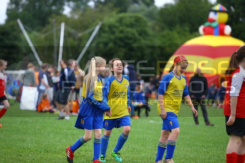 Ossett Town Gala 2017 - Under 11's Girls