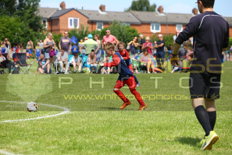 Rothwell Town Gala 2017 - Under 8's