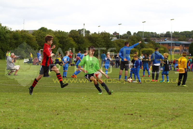 Hemsworth Town in Association with SESCU miners  Gala 2017 - Under 15's