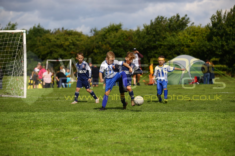Hemsworth Town in Association with SESCU miners  Gala 2017 - Under 7's
