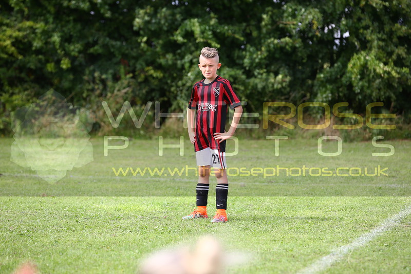 Hemsworth Town in Association with SESCU miners  Gala 2017 - Under 9's
