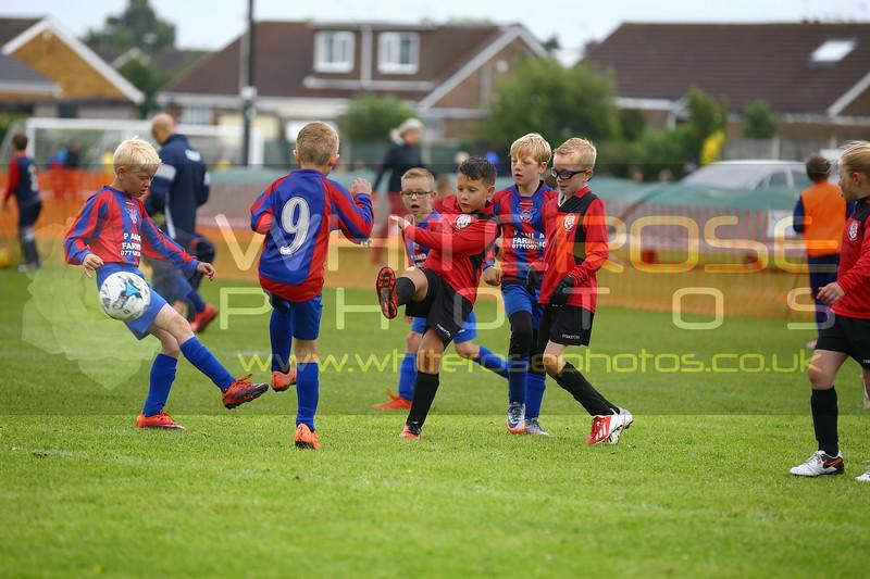 Thorpe United Gala 2017 - Under 8's