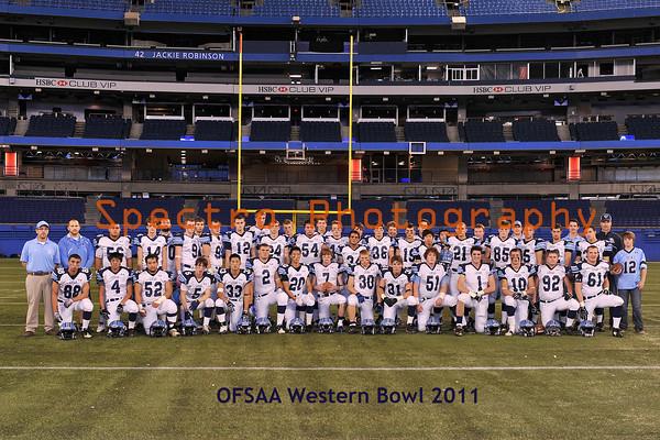OFSAA Western Bowl 2011