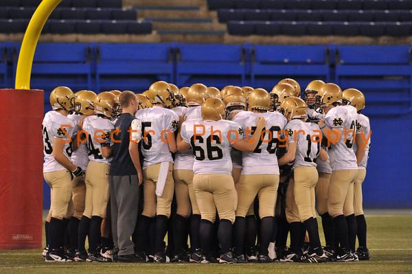 Golden Horshoe Bowl 2010