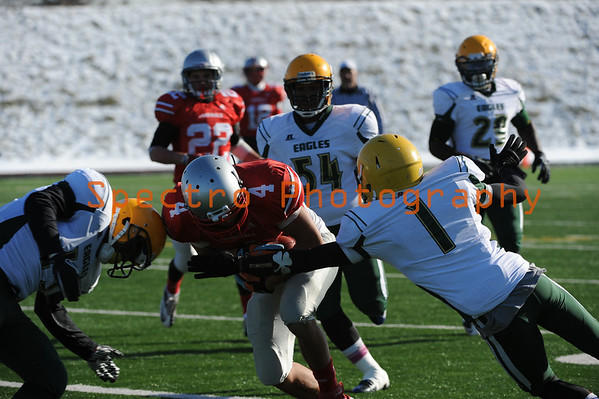 OFSAA Football Bowl - Don Boscoe vs Cardinal Newman