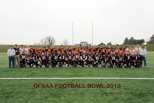 OFSAA Bowl - Sir Wilfred Laurier vs Crestwood