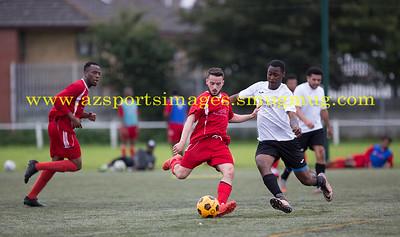 007A Pre-Season WADHAM LODGE 1-1 RYAN FC