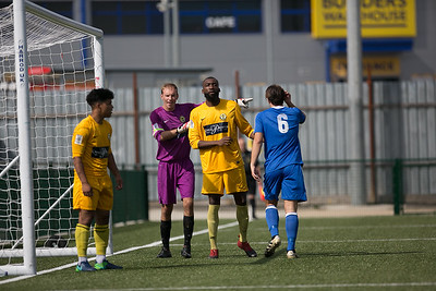 Brimsdown FC 2-2 Baldoak Town .Spartan South Midlands Football League Divison One. Coals Park. 26.08.2017