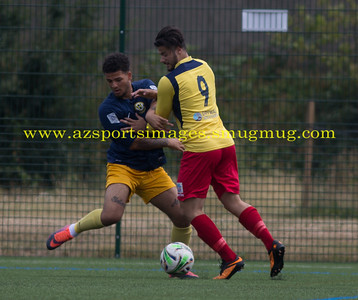 Brimsdown FC 1-2 FC Romania. Pre-Season Friendly. Mabley Green Astro pitch