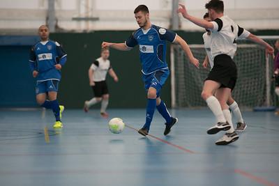 London Helvecia Futsal Club 6-2 Kettering Futsal Club. Futsal FA Cup Round match. Score Centre Leyton. 24.04.2017