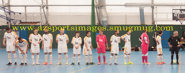 LONDON HELVECIA v CAMBRIDGE UNITED FUTSAL. FA National Super League Play-Off. 2nd Leg Quarter-Final. Score Centre. 21.05.2017
