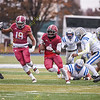 11/23/19 - Football - C3 Quarter- Lutheran St. Charles vs Trinity