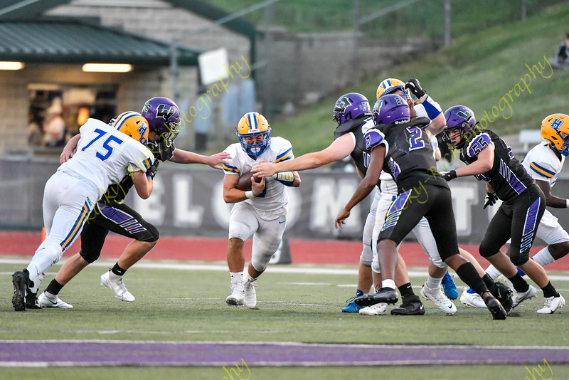 09/18/2020 - Football - Francis Howell at Fort Zumwalt West