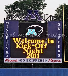 2011-08-25 Kickoff Night