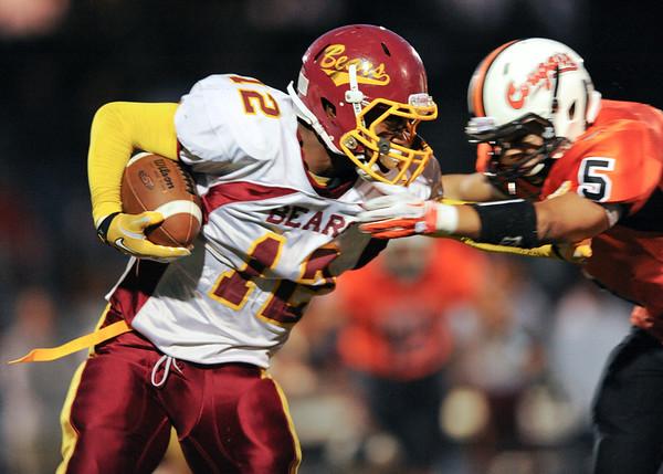 M-A Bears Varsity Football 2011 Season Highlights