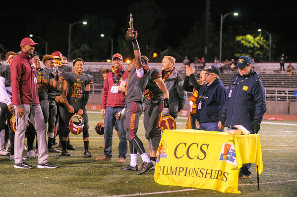 CSS Championship Game - Milpitas vs. M-A, 2016-11-25