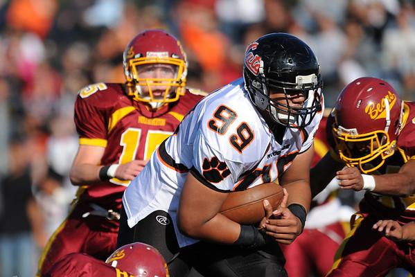 Highlights MA Bears Varsity vs. Woodside 2010-11