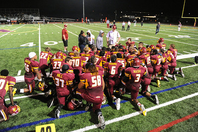 Menlo Atherton Varsity Football Vs. Terra Nova High School, 2012-11-02