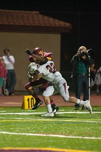 Highlights Sacred Heart Prep vs. M-A Varsity Football 2013-10 -18