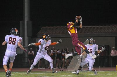 Highlights Woodside vs. M-A Varsity Football, 2014-11-14