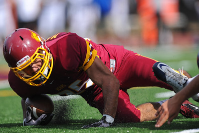Menlo Atherton High  Bears Varsity Football vs. South San Francisco High School 2012-09-21