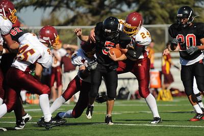 Menlo Atherton Bears Frosh/Soph vs. Aragon 2010-10-14